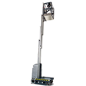 Driveable Vertical Mast Lifts