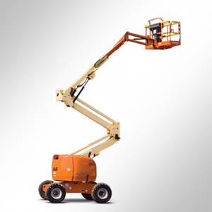 Electric & Hybrid Boom Lifts